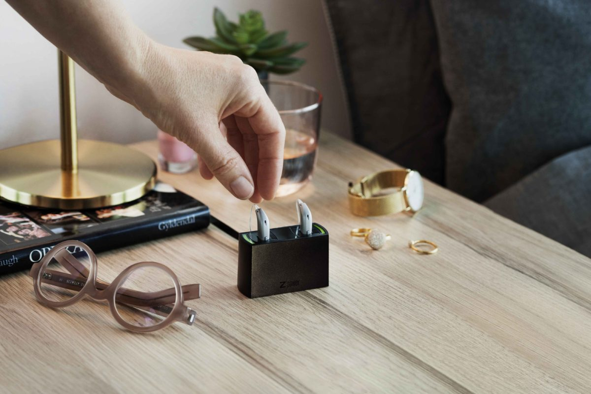 Nuevo audífono Oticon Opn recargable